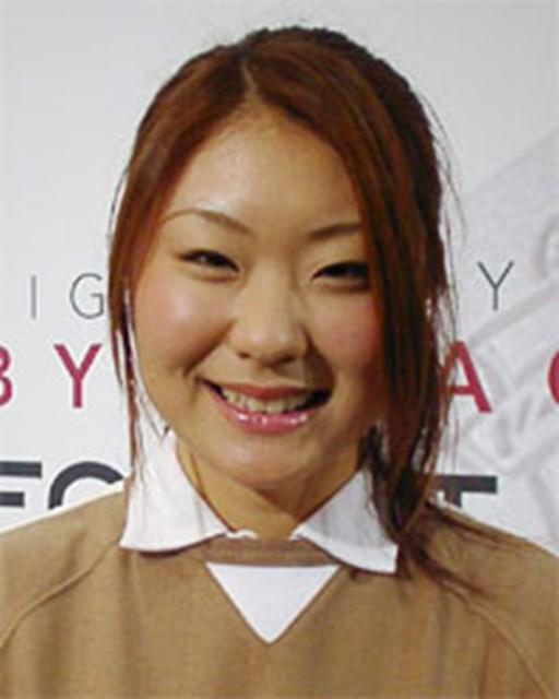 2005年 LPGAステップ・アップ・ツアー ヴァーナルカップ初日 藤田幸希 初日首位に立った19歳の藤田幸希