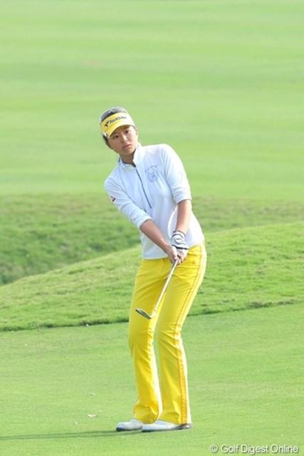 台湾のアイドルゴルファー郭姿辰ちゃん。抜群のスタイルとルックスで人気の18歳!