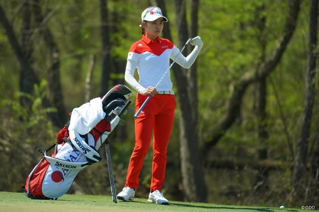 今回、たった一人の日本人選手。日の丸を背負い込むプレッシャーもあったでしょうか。