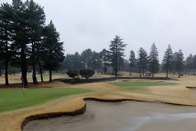 PGAツアー開催に向けてアコーディア・ゴルフ習志野CCは改修を行っている(提供:ゴルフネットワーク)