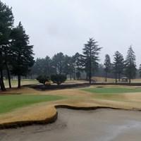 PGAツアー開催に向けてアコーディア・ゴルフ習志野CCは改修を行っている(提供:ゴルフネットワーク) 2019年 ZOZO選手権 アコーディア・ゴルフ習志野CC