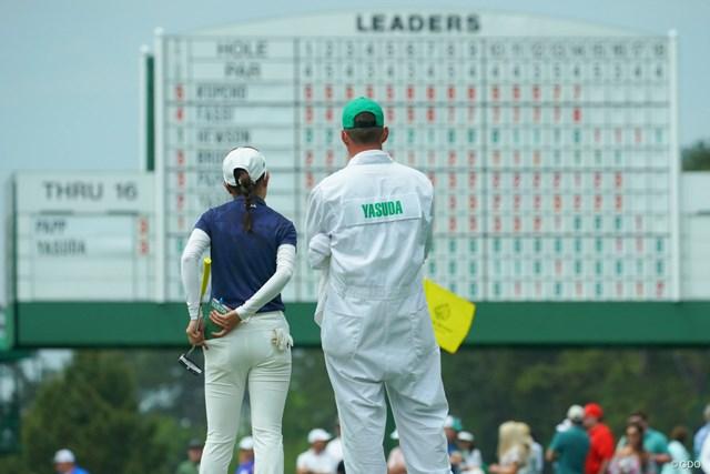 2019年 オーガスタナショナル女子アマチュア 最終日 安田祐香 この経験で、すごく強いゴルファーになるんではないかという予感がします。