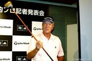 2005年 青木功がテーラーメイド&アディダスと総合契約!!