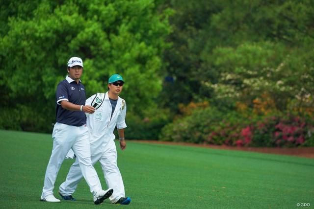 松山英樹は前週金曜日から開幕2日前までに計2.5ラウンドの事前練習を行っている