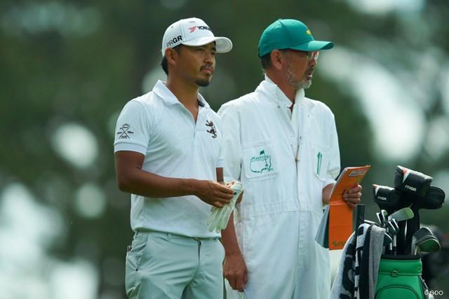 小平智は初出場だった前年大会に続いてマスターズの決勝ラウンドに進む