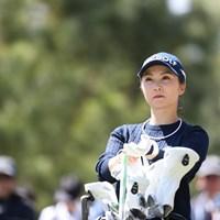 準備万端 2019年 スタジオアリス女子オープン 2日目 菊地絵理香