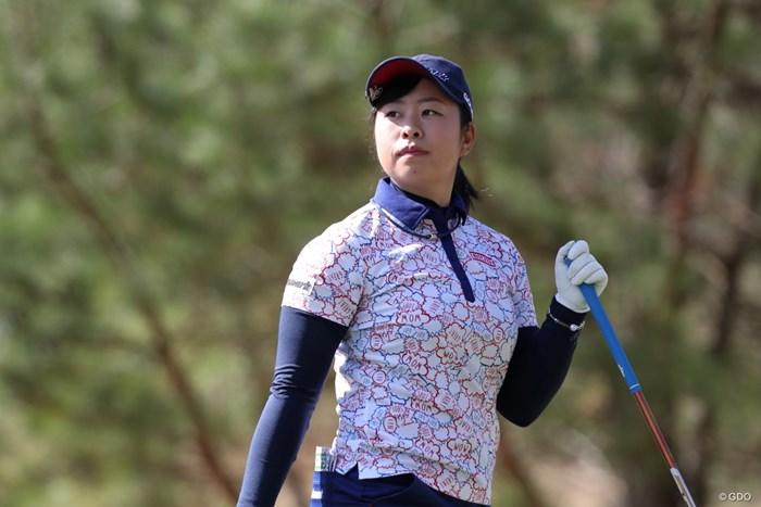 4位タイに浮上 2019年 スタジオアリス女子オープン 2日目 武尾咲希
