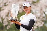 2019年 Hanasaka Ladies Yanmar Golf Tournament 最終日 ヌック・スカパン