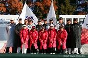 2005年 HITACHI 3TOURS CHAMPIONSHIP 2005 IMPACT! 最終日