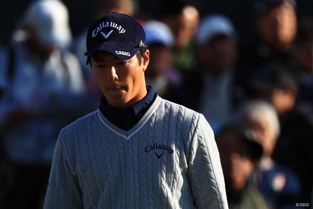国内初戦の欠場が発表された石川遼(写真は2018年カシオワールドオープンゴルフトーナメント)