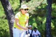 2019年 KKT杯バンテリンレディスオープン 初日 有村智恵