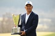 2019年 ノジマチャンピオンカップ 箱根シニアプロゴルフトーナメント最終日 秋葉真一