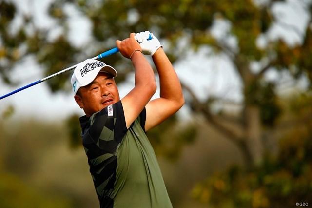 小田孔明が首位タイで決勝ラウンドに進んだ