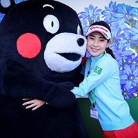 どっちが可愛い? 2019年 KKT杯バンテリンレディスオープン 初日 竹村真琴