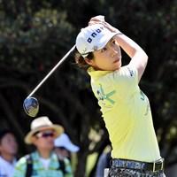 李知姫が2季ぶりの優勝を遂げた 2019年 KKT杯バンテリンレディスオープン 最終日 李知姫