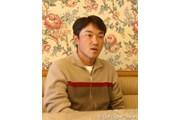 2004年 GDO新春インタビュー・海外への挑戦者たち 佐藤信人