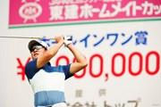 2019年 東建ホームメイトカップ 最終日 キム・キョンテ