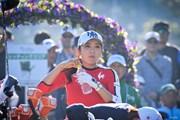 2019年 KKT杯バンテリンレディスオープン 最終日 イ・ボミ