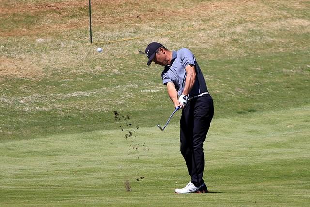 長谷川滋利氏は米シニアツアーデビュー戦を72位で終えた(David John Griffin/Icon Sportswire via Getty Images)