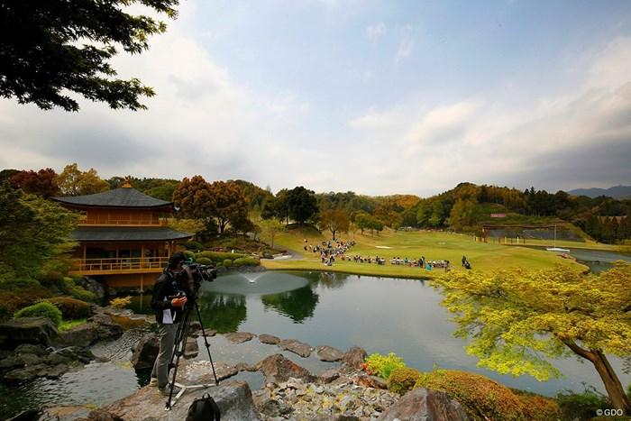 テレビ東京から提供を受けた動画も配信 2019年 東建ホームメイトカップ 最終日 撮影クルー