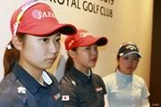 2019年 アジアパシフィック女子アマチュア選手権 事前 安田祐香