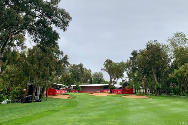 モロッコのコース、ロイヤルゴルフ ダール・エス・サラムはレイアウトも素晴らしい
