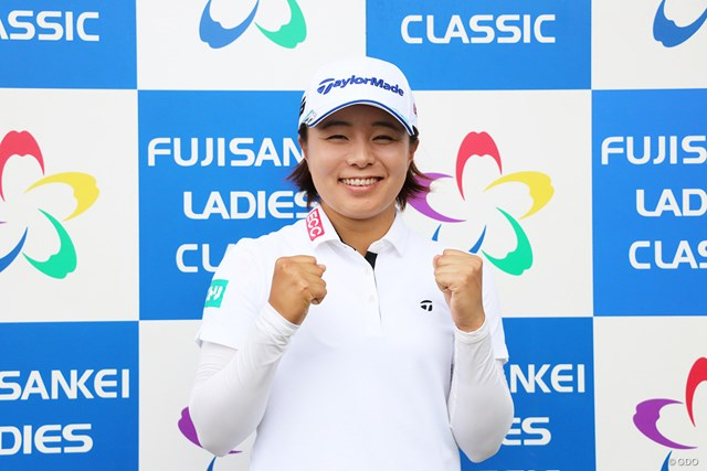 永峰咲希が初めてディフェンディングチャンピオンとして連覇に挑む