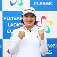 永峰咲希が初めてディフェンディングチャンピオンとして連覇に挑む 2019年 フジサンケイレディスクラシック 事前 永峰咲希