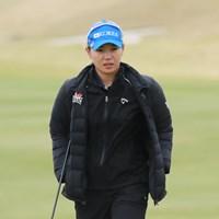 2日目を終えて単独首位に浮上したホン・イェウン 2019年 アジアパシフィック女子アマチュア選手権 2日目 ホン・イェウン