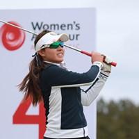 昨年覇者のアタヤ・ティティクルは2打差の2位 2019 アジアパシフィック女子アマチュアゴルフ選手権 3日目 アタヤ・ティティクル