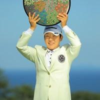日本ツアー21勝目! 2019年 フジサンケイレディスクラシック 最終日 申ジエ