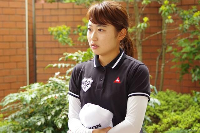 2019年 パナソニックオープンレディスゴルフトーナメント 事前 安田祐香 腰痛のため欠場となった安田祐香