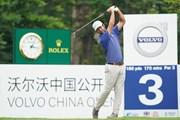2019年 ボルボ中国オープン 初日