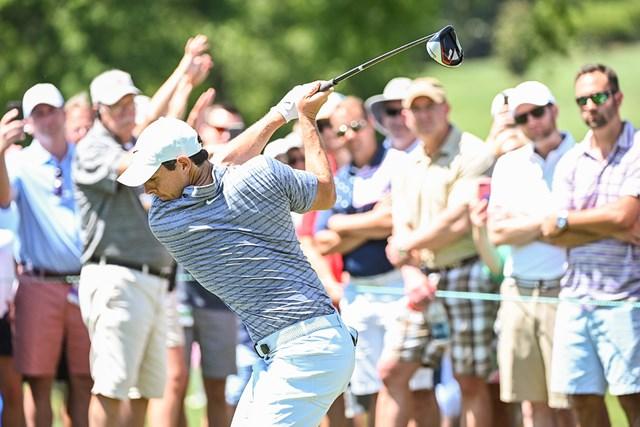 2019年 ウェルズファーゴ選手権 初日 ロリー・マキロイ 相性も良いコースで首位発進のロリー・マキロイ(Ben Jared/PGA TOUR)