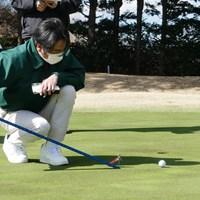 アコーディア・ゴルフのスタッフとともに細心の注意を払ってコースづくりを行っている(提供:ゴルフネットワーク) 2019年 ZOZOチャンピオンシップ 事前 ZOZO選手権スタッフ
