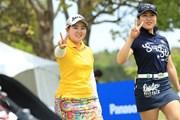 2019年 パナソニックオープンレディースゴルフトーナメント 初日 浅井咲希