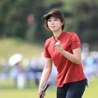 追い上げムードだぞ 2019年 パナソニックオープンレディースゴルフトーナメント 2日目 葭葉ルミ
