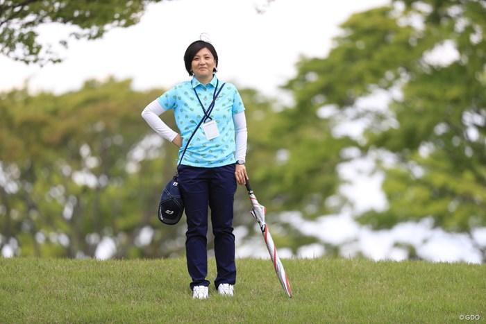 テレビのお仕事だって 2019年 パナソニックオープンレディースゴルフトーナメント 2日目 茂木宏美