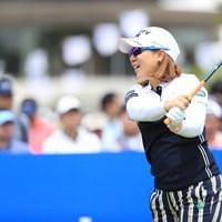 スタート前 2019年 パナソニックオープンレディースゴルフトーナメント 2日目 宮里美香