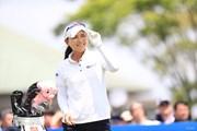 2019年 パナソニックオープンレディースゴルフトーナメント 2日目 横峯さくら