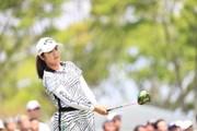 2019年 パナソニックオープンレディースゴルフトーナメント 2日目 稲見萌寧