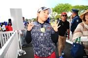 2019年 パナソニックオープンレディースゴルフトーナメント 最終日 吉田弓美子