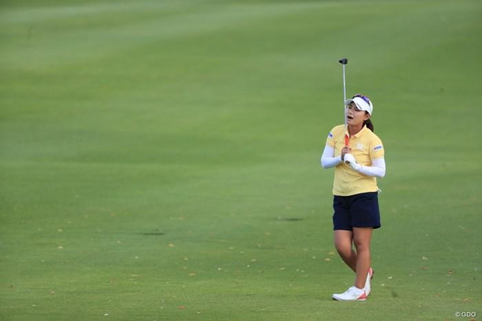 7アンダーフィニッシュは13位 2019年 パナソニックオープンレディースゴルフトーナメント 最終日 横峯さくら
