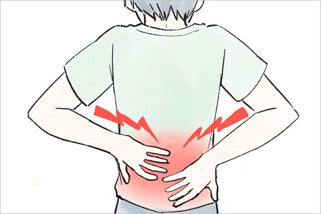 <プラス1>「腰痛」