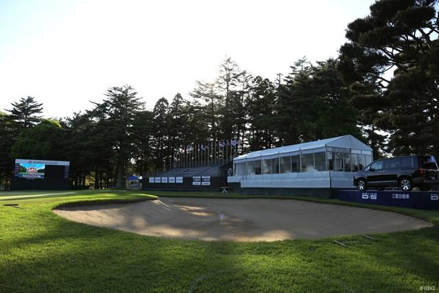 2019年 アジアパシフィックオープン選手権ダイヤモンドカップゴルフ 事前 総武カントリークラブ 総武コース 総武カントリークラブは日本らしい木々が美しいコースです