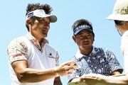 2019年 アジアパシフィックオープン選手権ダイヤモンドカップゴルフ 事前 宮本勝昌 藤田寛之