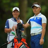 さり気なく初V宣言! 2019年 アジアパシフィックオープン選手権ダイヤモンドカップゴルフ 初日 池村寛世
