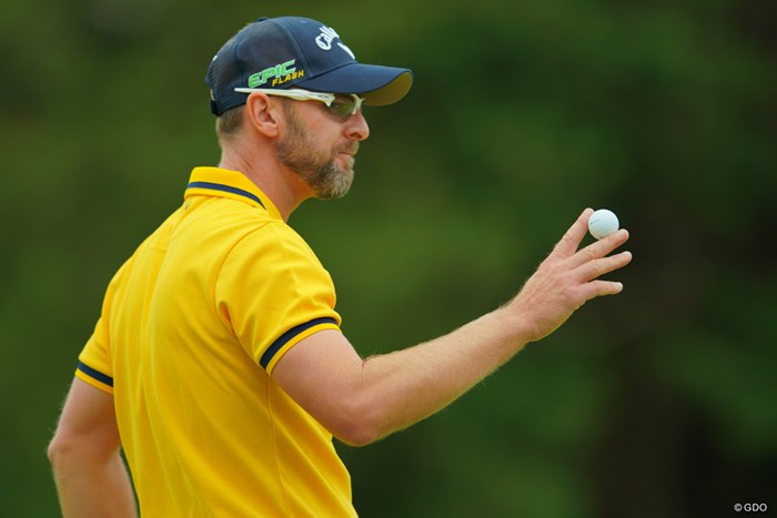 早くも今季2勝目がありそう。 2019年 アジアパシフィックオープン選手権ダイヤモンドカップゴルフ 初日 ブレンダン・ジョーンズ