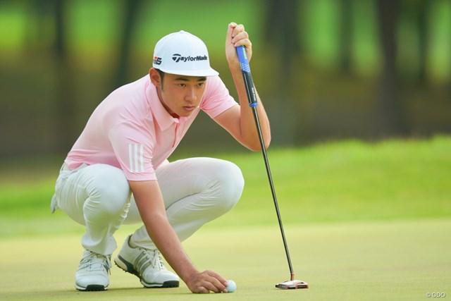 2019年 アジアパシフィックオープン選手権ダイヤモンドカップゴルフ 2日目 好スコアをマークしたマイカ・ローレン・シン
