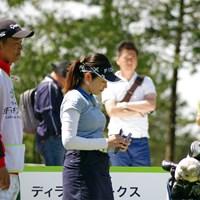 優勝を逃し2位で終えた仲宗根澄香 2019年 ディライトワークス女子マッチプレー選手権 最終日